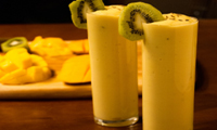 Coriander Indian Lassi